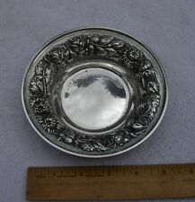 Nice Stieff Sterling ROSE Pattern SMALL BOWL-Mark J-Number 53-No Mono-NR