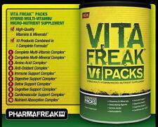 PharmaFreak VITA FREAK 30 Multi Vitamin Packs MUSCLE VITAMINS