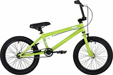 "Haro Frontside 20"" BMX Bike 2016 Model Green"