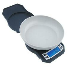 American Weigh Scales LB-501 500 X .01G Digital Kitchen Bowl Scale 6F92