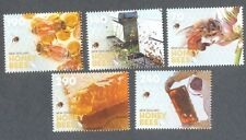 New Zealand-Bees-Honeybees-insects -set mnh-3462-7