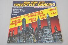 New York Freestyle-Dancing - Maxis 80er - Doppel-Album Vinyl Schallplatte 2LP