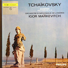 TCHAÏKOVSKY Manfred Igor Markevitch FR Press Philips L 02.372 L LP