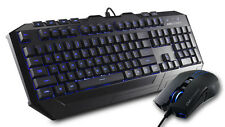 CoolerMaster CM Storm Devastator Keyboard (MB24) + Mouse (MS2K) - With Blue LED