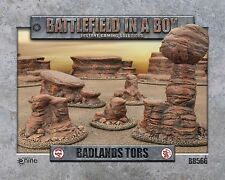 GaleForce nine Badlands: Tors | Hügel, Berg, Felsen, Tabletop, Gelände, Ödland