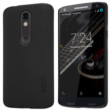 For Motorola Moto X Force /Droid Turbo 2 Hard Case Cover + Screen Film Protector
