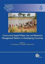 Comprehensive Assessment of Water Management in Agriculture: Community-Based...