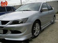 Mv-Tuning Front Eyelids Eyebrows Headlights Narrow Covers Mitsubishi Lancer IX 9