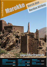 """Tourstory / gebunden:  """"Motorradtour durch Marokko"""""""