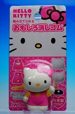 iwako ERASER HELLO KITTY (Can be disassembled.) Color PINK (Made in Japan) New!!