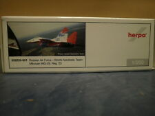 Herpa Wings 1:200 MIG 29 Russian Air Force - Strizhi MiG-29