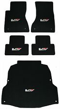Lloyd Mats LUXE 5PC FLOOR MAT SET 2004-2007 Cadillac CTS-V *Logo on All 5 Mats*