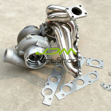 Exhaust Manifold+GT45 AR 70 AR1.00 oil turbo for Supra SC300 GS300 IS300 2JZ GE