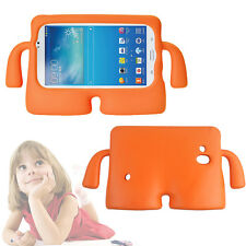 Orange Shockproof Cover Case Anti-wrestling Case for Samsung Galaxy Tab 3 7''