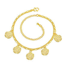 Sexy Jewelry Women Gold Chain Ankle Anklet Bracelet Barefoot Sandal Beach Foot