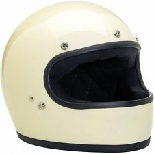 *Ships Within 24 hrs* Biltwell Gringo Full Face Motorcycle Helmet (Black, Blue,)
