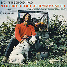 Back At The Chicken Shack: The Incredible Jimmy Smith, New Music