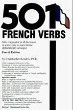 501 French Verbs: Fully Conjugated in All the Tenses in a New Easy-To-Learn For