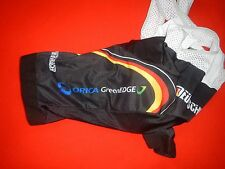 Original National ProTeam Orica Green Edge BIB Short Größe 2 Top Rar