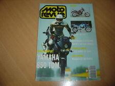 Moto revue N° 2991 Yamaha 850 TDM.Suzuki DR 800 S.