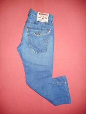 True Religion JOEY 803 - Mens Bleu Denim Jeans - taille 32 Etape 28 - K849