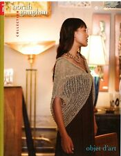 Berroco Norah Gaughan Collection Vol 2 - Objet d'Art & 3 for All (15 patterns)