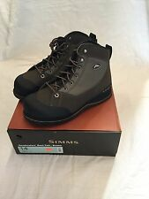 SIMMS HEADWATERS BOOT FELT -BROWN SIZE 14 - NEW