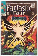 Fantastic Four #53 strict VF+  8.5 High-Grade Gem Origin Black Panther Civil War