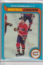 1979-80 Topps Hockey Doug Risebrough Montreal Canadiens #13