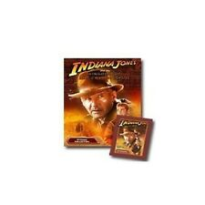 Merlin Indiana Jones Sticker Collection - 5 Packets of Stickers