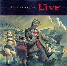 LIVE : THROWING COPPER / CD (RADIOACTICE RECORDS 1994) - NEUWERTIG