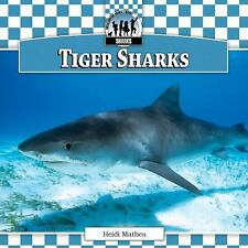 Tiger Sharks (Checkerboard Animal Library: Sharks Set I)-ExLibrary