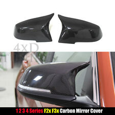 M3 M4 Look Carbon Fiber Mirror House Cover for BMW F20 F30 F32 F33 F36 X1 E84