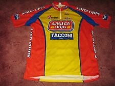 "AMICA CHIPS TACCONE SPORT NALINI CYCLING JERSEY [45""]"