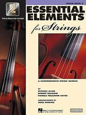 Essential Elements for Strings Bk. 2 by Michael Allen, Robert Gillespie and Pame