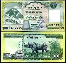 Nepal 100 Rupees ND(2008) P64 UNC**New