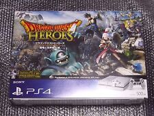 USED PS4 PlayStation 4 Console System Dragon Quest Metal Slime Edition 500GB