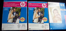 "HP Premium Plus Inkjet PHOTO PAPER High Gloss 4 x 6"" 110+Sheets 5 x 7"" 60 sheets"