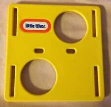 LITTLE TIKES DOLLHOUSE SIZE PLAY CUBE JUNGLE GYM YELLOW REPLACEMENT PARTS PIECE