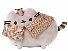Pusheen The Cat - Detective Pusheen Plush Soft Toy - BRAND NEW