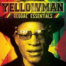 YellowMan - Reggae Essentials (1LP Vinile) CLP0630, NUOVO + ORIGINALE