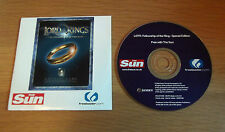 LORD OF THE RINGS FELLOWSHIP OF THE RING PROMO PC CD-ROM