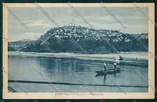 Alessandria Montecastello cartolina QK0954