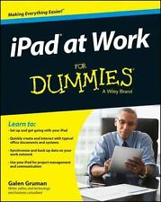 iPad at Work For Dummies-ExLibrary