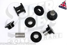 SUPERFLEX FRONT UPPER WISHBONE BUSH KIT JAGUAR XK150 60-72, D TYPE OEM# C3003