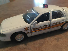 1/43 Illinois 1998 State Police Diecast Car Ford Crown Victoria