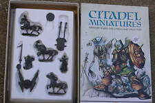 CITADEL BOX SET,ELF CHARIOT,PRE-SLOTTA,BOXED