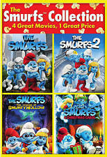The Smurfs/The Smurfs 2/Smurfs: Legend of Smurfy Hollow/Smurfs Christmas...