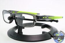 Oakley RX Eyeglasses OX8027-0253 Crosslink Grey Smoke Frame [53-17-140]