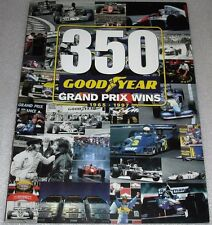 Formula 1  - Grand Prix Goodyear Tyres 350 Wins 1965 - 1997 commemorative Guide